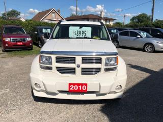 Used 2010 Dodge Nitro SXT for sale in Hamilton, ON