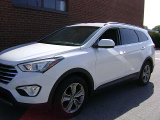 Used 2015 Hyundai Santa Fe XL Premium 7 PASSENGER NO ACCIDENTS for sale in Oakville, ON