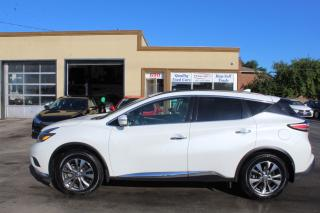 Used 2018 Nissan Murano SV for sale in Brampton, ON
