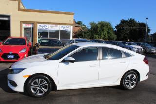 Used 2016 Honda Civic LX for sale in Brampton, ON