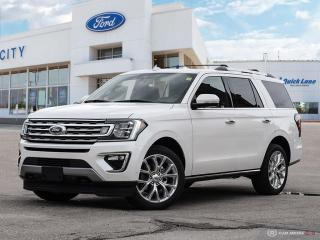Used 2019 Ford Expedition Limited  for sale in Winnipeg, MB