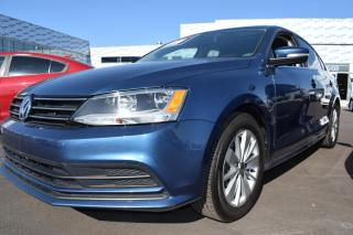 Used 2016 Volkswagen Jetta 1.4 TSI Comfortline for sale in St-Eustache, QC