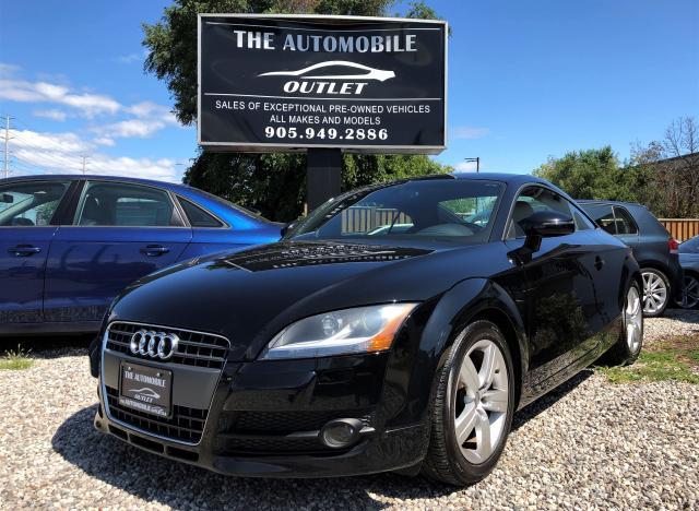 2008 Audi TT 2.0T COUPE NO ACCIDENT