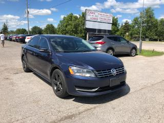 Used 2013 Volkswagen Passat COMFORTLINE for sale in Komoka, ON