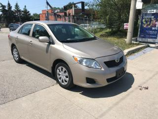Used 2010 Toyota Corolla AUTO,146KM,$6888,SAFETY+3YEARS WARRANTY INCLUDED for sale in Toronto, ON