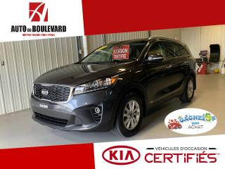 Used 2019 Kia Sorento LX V6 PREMIUM AWD 5000LBS 7X PASSAGERS for sale in Notre-Dame-des-Pins, QC