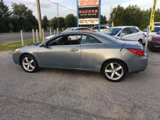 Used 2007 Pontiac G6 GT for sale in Newmarket, ON