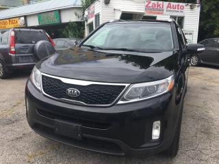 Used 2015 Kia Sorento 1 Owner/Clean Carfax/ Safety Included Price for sale in Toronto, ON