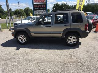 Used 2006 Jeep Liberty Sport for sale in Newmarket, ON