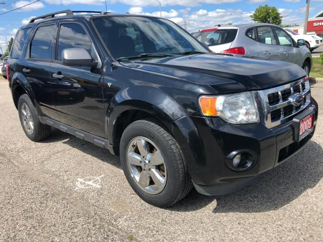 2009 Ford Escape XLT, One Owner, Accident Free, Warranty, Certified
