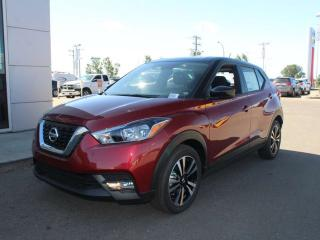 Used 2019 Nissan Kicks BACKUP CAMERA HEATED SEATS SIRIUS XM!! for sale in Edmonton, AB