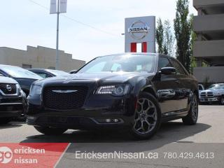 Used 2016 Chrysler 300 S l AWD l Leather l Roof l Winter Rims/Tires Included! for sale in Edmonton, AB