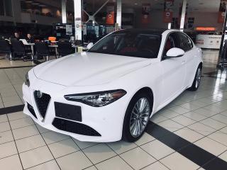 Used 2017 Alfa Romeo Giulia TI Local/No Accident/Low Mileage for sale in Richmond, BC