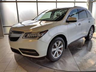 Used 2014 Acura MDX SH-AWD for sale in Edmonton, AB