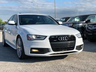 Used 2013 Audi A4 PREMIUM PLUS for sale in Oakville, ON
