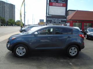 Used 2011 Kia Sportage LX/ NEW BRAKES / PWR GROUP / ICE COLD A/C /ALLOYS for sale in Scarborough, ON
