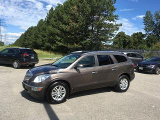 Used 2008 Buick Enclave CX for sale in Scarborough, ON
