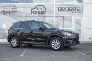 Used 2016 Mazda CX-5 GS AWD ***TOIT OUVRANT*** for sale in Québec, QC
