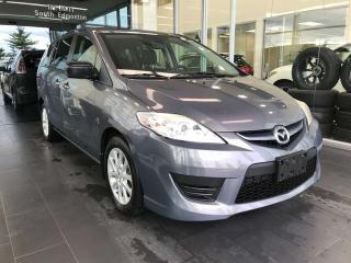 Used 2010 Mazda MAZDA5 GS, SATELLITE RADIO, A/C, STEERING WHEEL CONTROLS for sale in Edmonton, AB