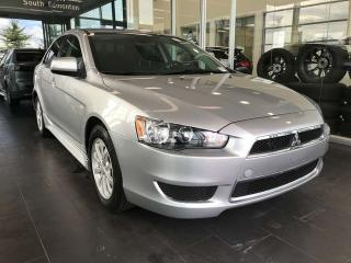 Used 2013 Mitsubishi Lancer SE, CRUISE CONTROL, BLUETOOTHER, A/C for sale in Edmonton, AB