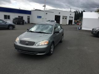 Used 2003 Toyota Corolla CE for sale in Duncan, BC