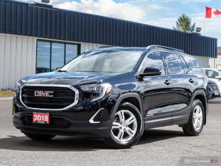 Used 2018 GMC Terrain SLE,NAVI,PANO,R/V CAM,B.TOOTH,BSA,HDC for sale in Barrie, ON
