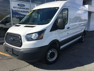 Used 2018 Ford Transit T 250 MEDIUM  ROOF A/C 101 A for sale in St-Georges, QC