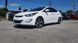 Used 2014 Hyundai Elantra Limited for sale in Windsor, ON