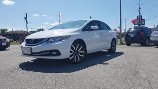 Used 2015 Honda Civic Touring for sale in Windsor, ON