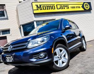 Used 2015 Volkswagen Tiguan COMFORTLINE! FULLY LOADED! CLEAN! for sale in St. Catharines, ON