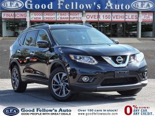 Used 2016 Nissan Rogue SL MODEL, AWD, POWER SEATS, NAVIGATION, PAN ROOF for sale in Toronto, ON