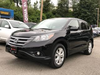 Used 2013 Honda CR-V EX-L for sale in Coquitlam, BC