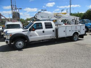 Used 2012 Ford F-550 for sale in Richmond Hill, ON