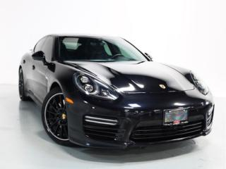 Used 2016 Porsche Panamera GTS   WARRANTY   SPORTS CHRONO   BOSE AUDIO for sale in Vaughan, ON