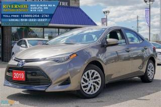 Used 2019 Toyota Corolla LE for sale in Guelph, ON