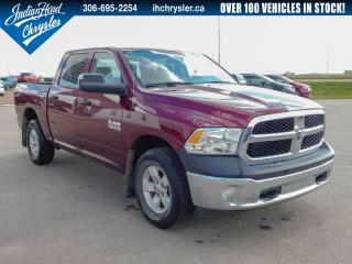 Used 2017 RAM 1500 SXT 4x4 | Bluetooth | Back-up Camera for sale in Indian Head, SK