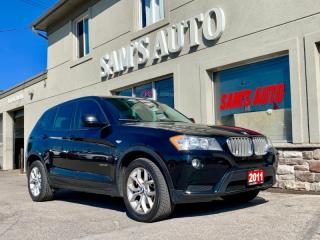 Used 2011 BMW X3 AWD 4dr 28i for sale in Hamilton, ON