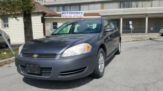 Used 2010 Chevrolet Impala 4DR SDN LT for sale in Scarborough, ON