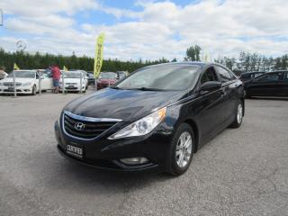 Used 2013 Hyundai Sonata GLS / ACCIDENT FREE for sale in Newmarket, ON