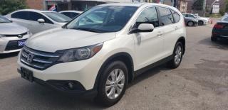 Used 2013 Honda CR-V EX-L for sale in Toronto, ON