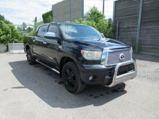 Used 2009 Toyota Tundra 2009 Toyota Tundra - 4WD Crewmax 146  5.7L Limited for sale in Toronto, ON