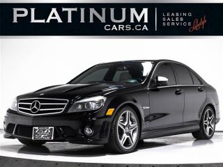 Used 2009 Mercedes-Benz C-Class C63 AMG,PADDLE SHIFT,BLUETOOTH,18
