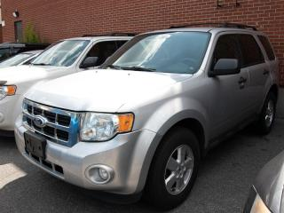 Used 2011 Ford Escape XLT,LEATHER,BLUETOOTH,HEATED SEATS,AUX for sale in Toronto, ON