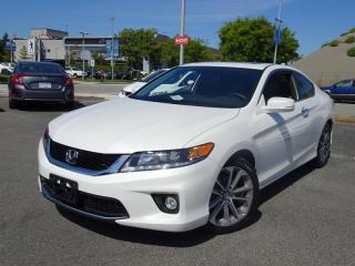 Used 2014 Honda Accord Coupe EX-L V6 NAVI for sale in Richmond, BC