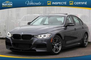 Used 2015 BMW 3 Series 335i xDrive M SPORT for sale in Ste-Rose, QC