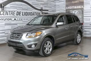 Used 2011 Hyundai Santa Fe GL+SPORT+TOIT for sale in Laval, QC