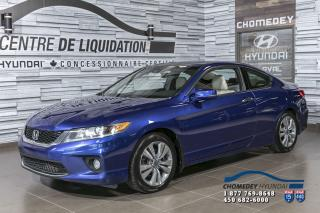 Used 2013 Honda Accord EX-L +CUIR+TOIT+MAGS+GPS for sale in Laval, QC