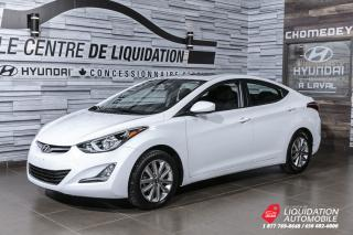 Used 2016 Hyundai Elantra SPORT+TOIT+MAGS for sale in Laval, QC