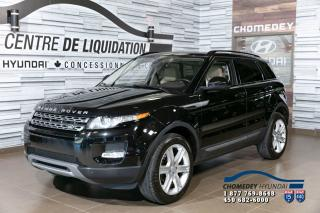 Used 2015 Land Rover Evoque Pure+GPS+AWD+CUIR+TOIT for sale in Laval, QC