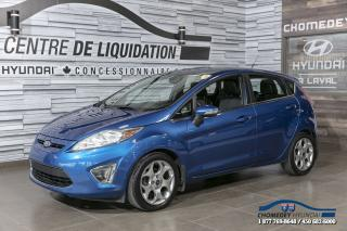 Used 2011 Ford Fiesta SES TOIT+CUIR+MAGS for sale in Laval, QC